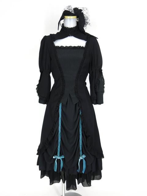 KAMIJO×初音ミク×Moi-meme-Moi... special collaboration ヘッドドレス&ドレスセット(ドレス+アンダースカート+付け...