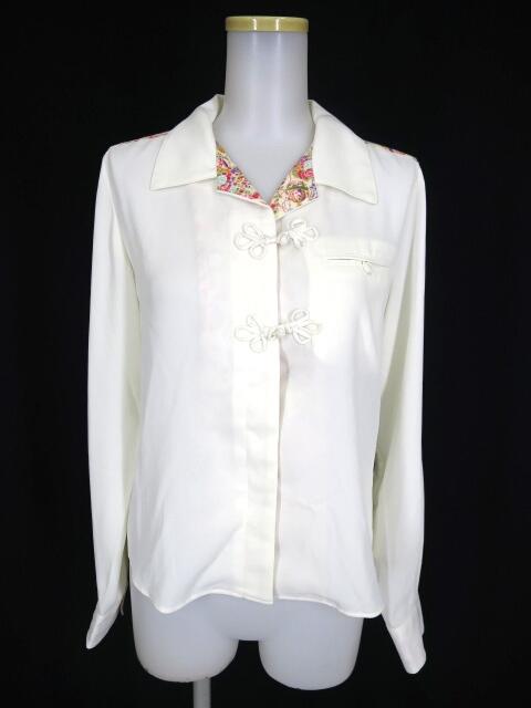 gouk チャイナボタンシャツジャケット