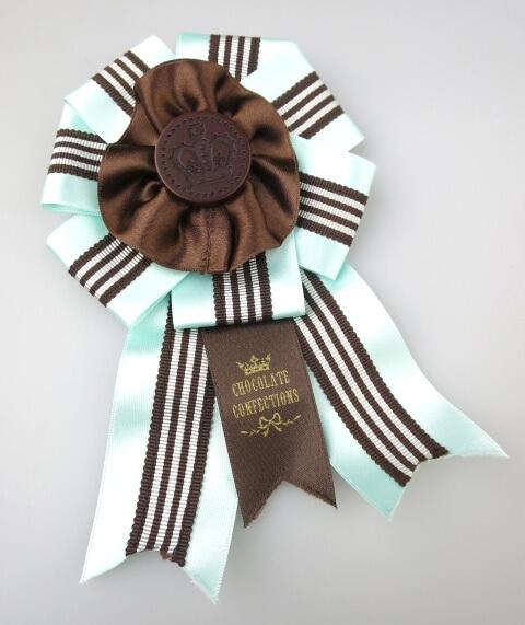 Angelic Pretty Chocolate Rosetteブローチ
