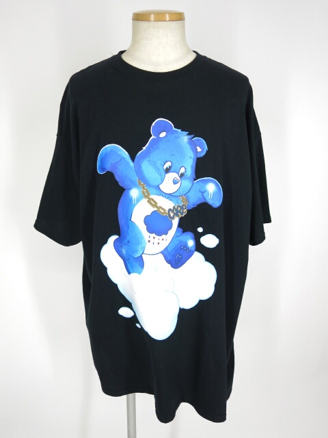 LAND by MILKBOY CARE BEARS HIPHOP Tシャツ