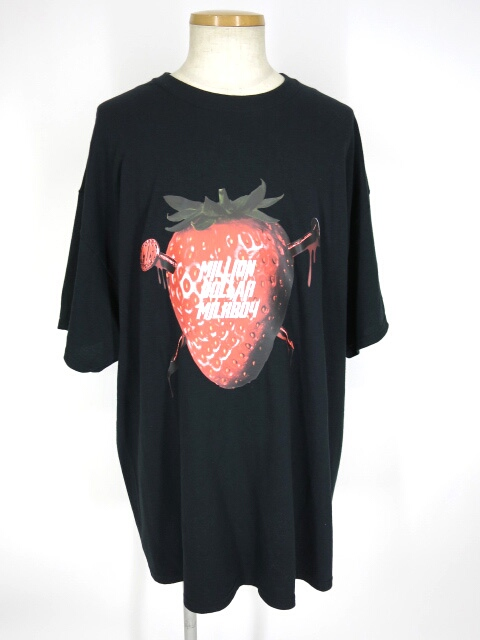 MILKBOY×million dollar orches... MDM BERRY Tシャツ