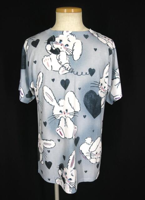 MILKBOY Bunny play Tシャツ