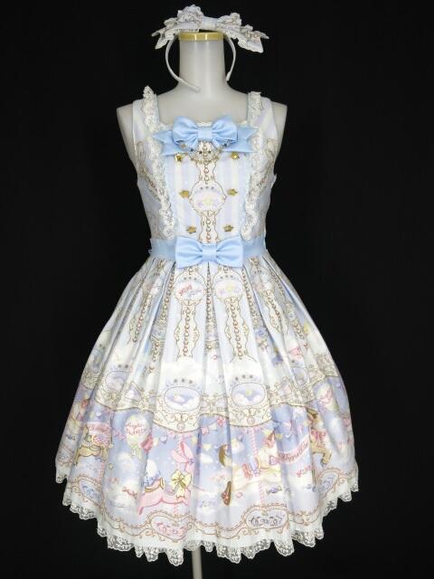 Angelic Pretty Fantastic Carnivalジャンパースカート&カチューシャ