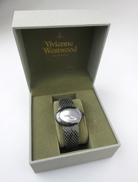 Vivienne Westwood 腕時計 VV014CHBK