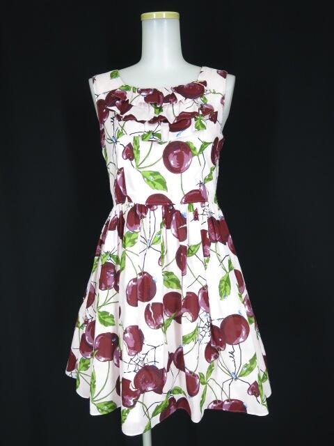 MILK タランチェリー dress