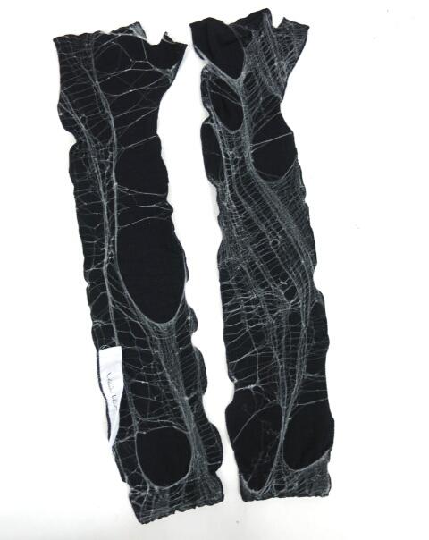 alice auaa 蜘蛛の巣ネットアームウォーマー