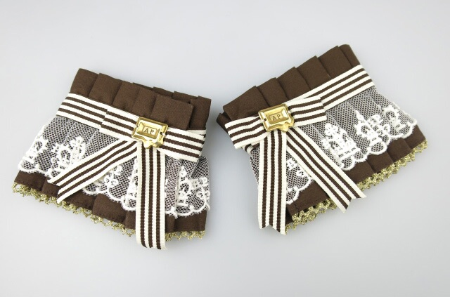 Angelic Pretty Chocolate Pieceプリーツカフス
