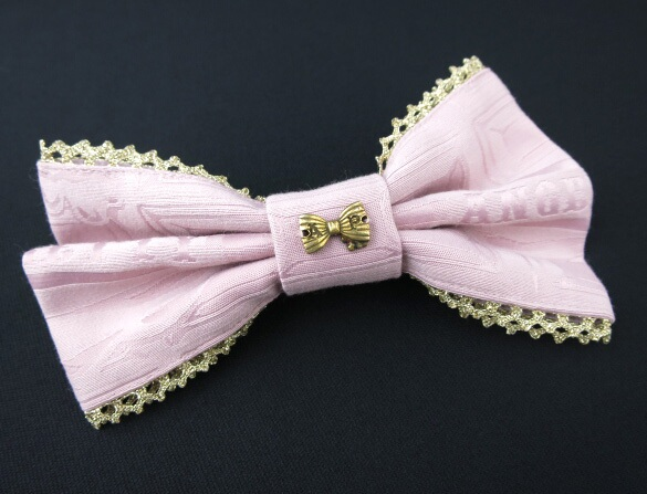 Angelic Pretty Melty Ribbon Chocolateバレッタ