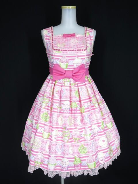 Angelic Pretty ホイップマジック切替ジャンパースカート