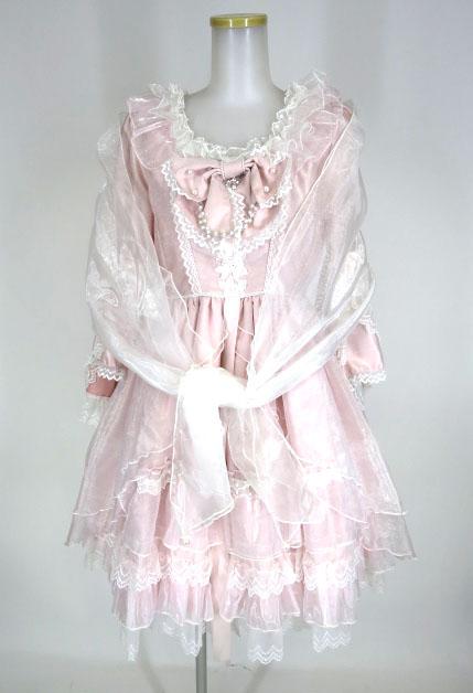BABY, THE STARS SHINE BRIGHT Pearl Princess ワンピース