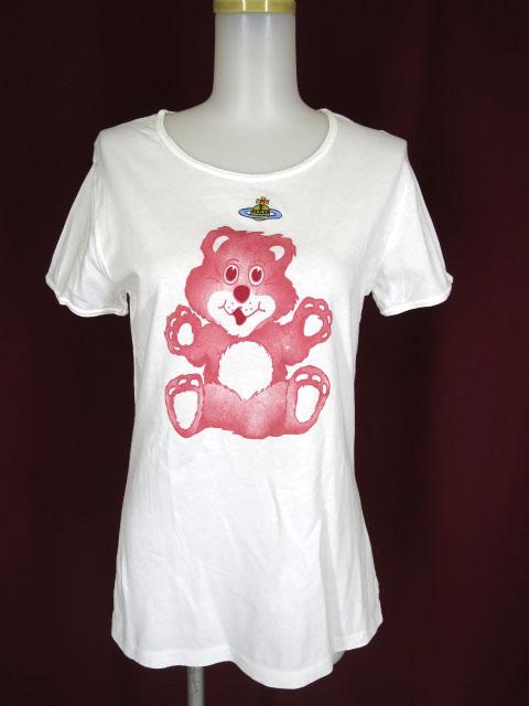 Vivienne Westwood テディベアTシャツ