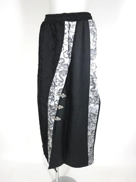 Qutie Frash チャイナスリットロングスカート