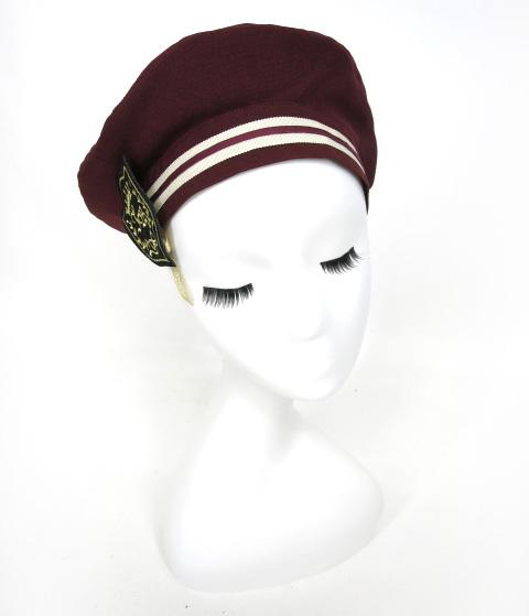 Innocent World エンブレムベレー帽