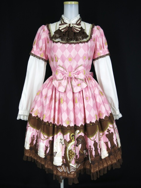 Angelic Pretty Chess Chocolateワンピース