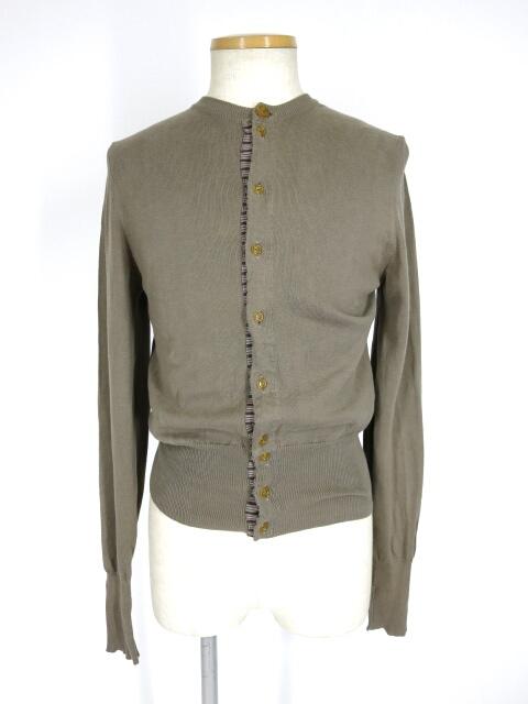 Vivienne Westwood MAN 綿ニットカーディガン
