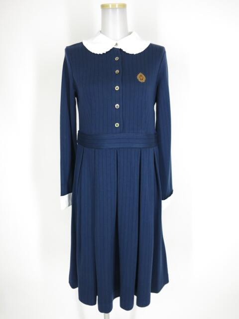 Jane Marple ロゴとクラウンエンブレムのドミトリードレス