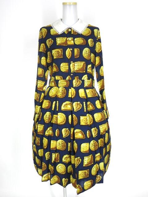 Jane Marple Have a biscuitのコレットドレス