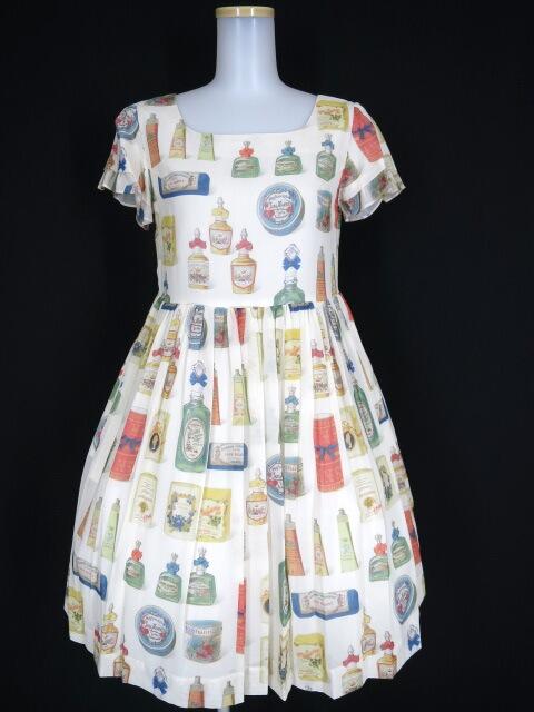 Jane Marple Savons du Bonheurのミニドレス