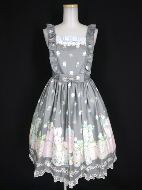Angelic Pretty Un Birthdayジャンパースカート