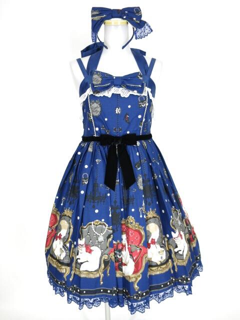 Angelic Pretty Princess Cat Special ジャンパースカート Set