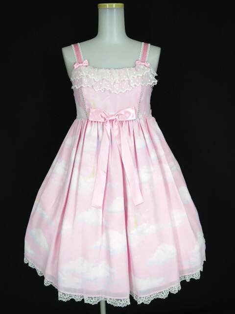 Angelic Pretty Misty Skyジャンパースカート