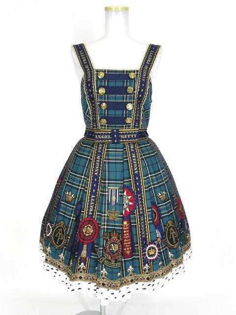 Angelic Pretty Loyal Rosetteジャンパースカート