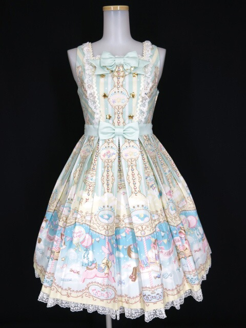 Angelic Pretty Fantastic Carnivalジャンパースカート