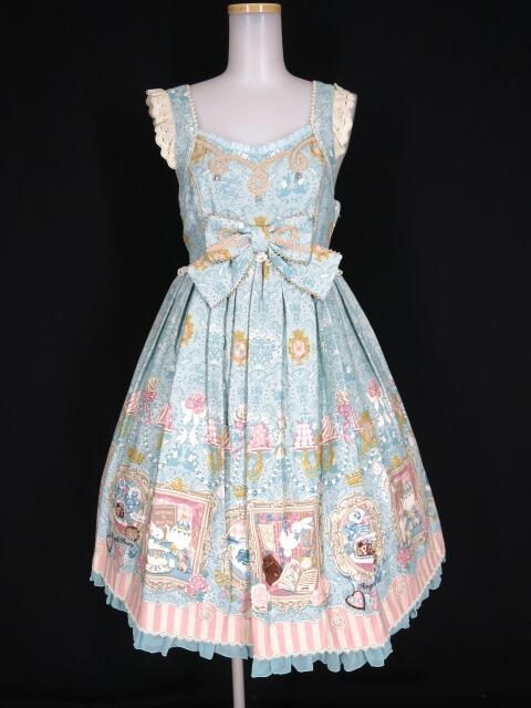 Angelic Pretty Wonder Galleryジャンパースカート