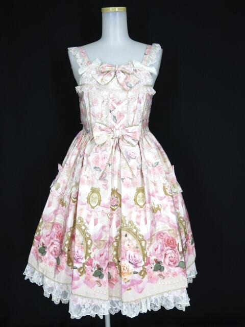 Angelic Pretty Rose Museumジャンパースカート