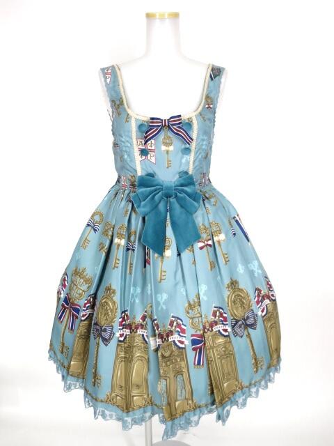 Angelic Pretty 幸運の鍵ジャンパースカート