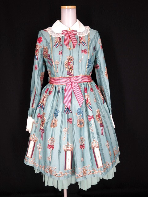 Angelic Pretty British Keysワンピース