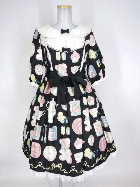 Angelic Pretty Doll's Tea Partyワンピース