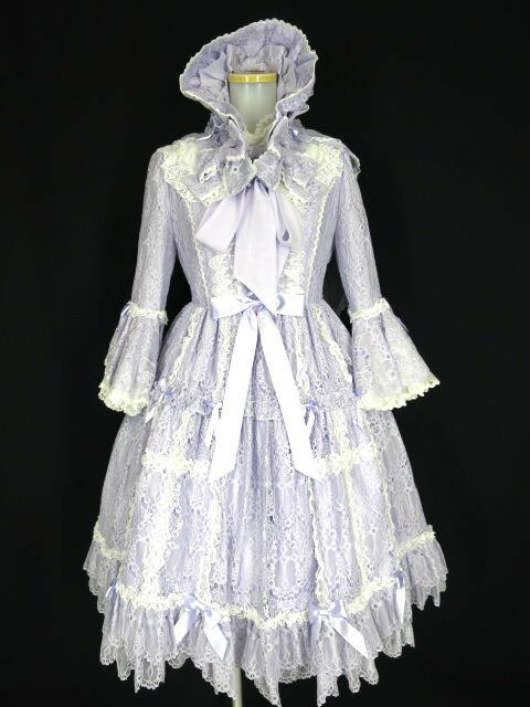 Angelic Pretty Holy Lacy DollティアードDress