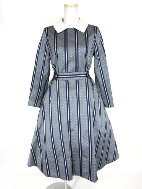 Jane Marple Regimental stripe ドレス