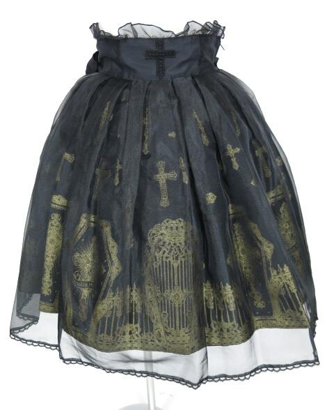 Angelic Pretty Horror Gardenスカート