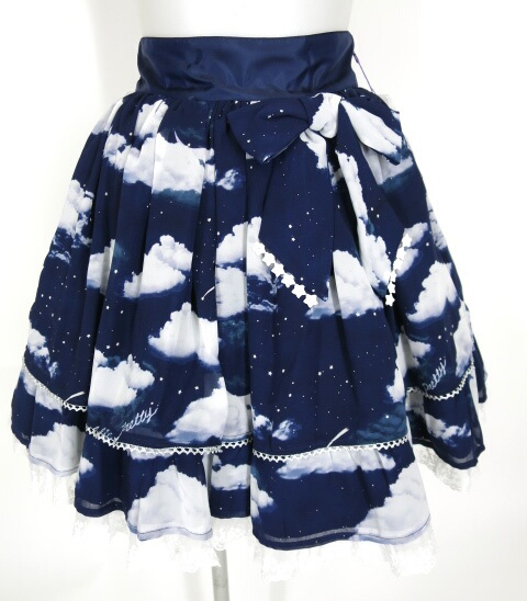 Angelic Pretty Misty Skyスカート