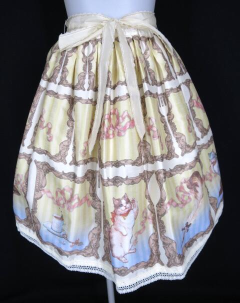 Enchantlic Enchantilly キャトラリースカート