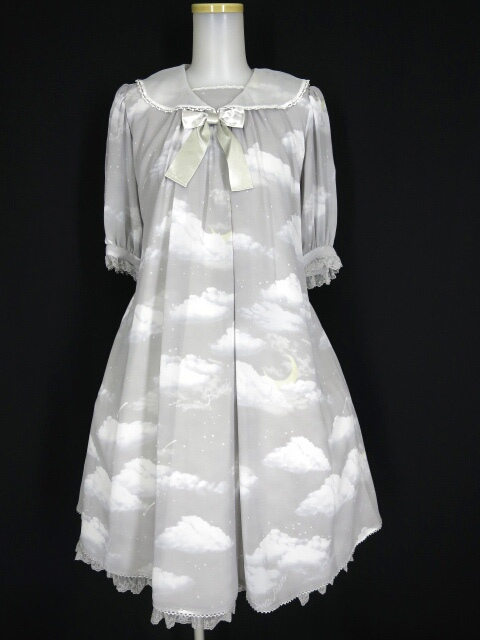 Angelic Pretty Misty Skyセーラーワンピース