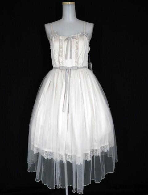Angelic Pretty 乙女のチュチュDollジャンパースカート