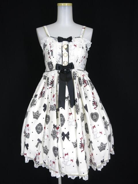 Angelic Pretty Mademoiselle de Parisジャンパースカート