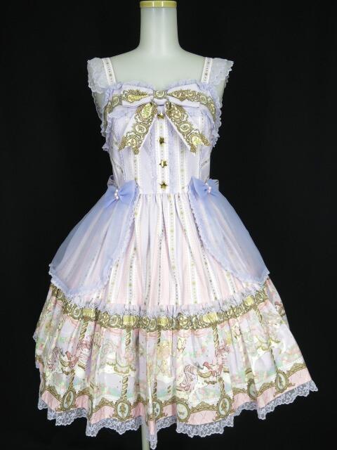 Angelic Pretty Day Dream Carnival ジャンパースカート