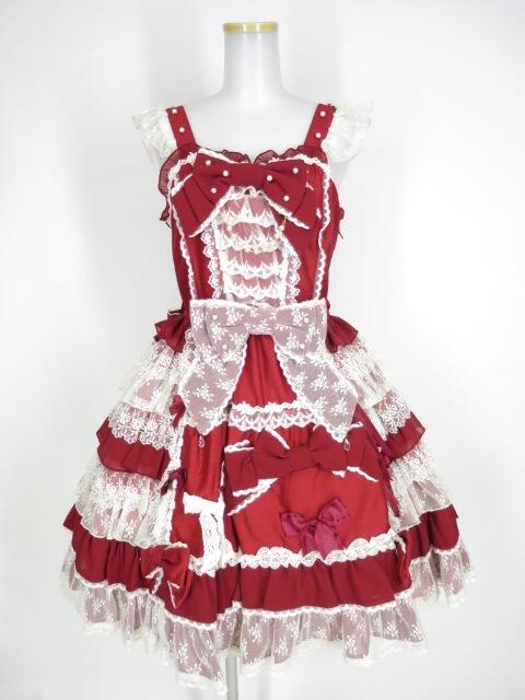 Angelic Pretty 恋するお姫様ジャンパースカート