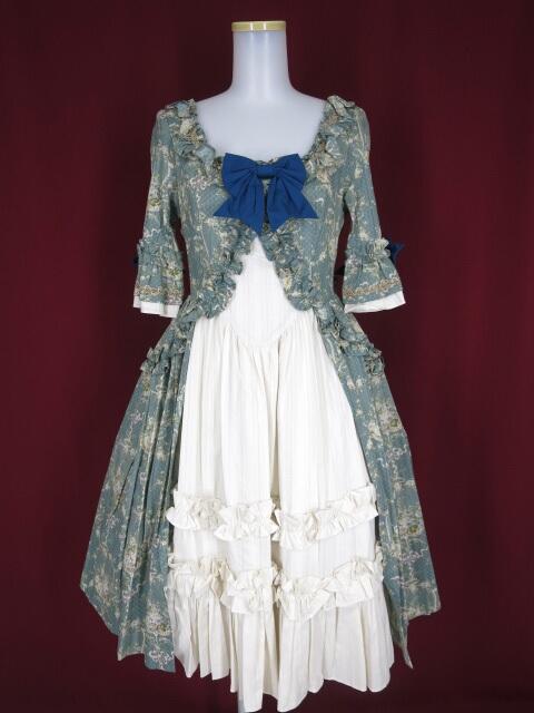 Mary Magdalene アントワネットドレス・フルール