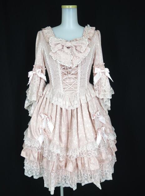 BABY, THE STARS SHINE BRIGHT 眠れる森の美女 ワンピースドレス