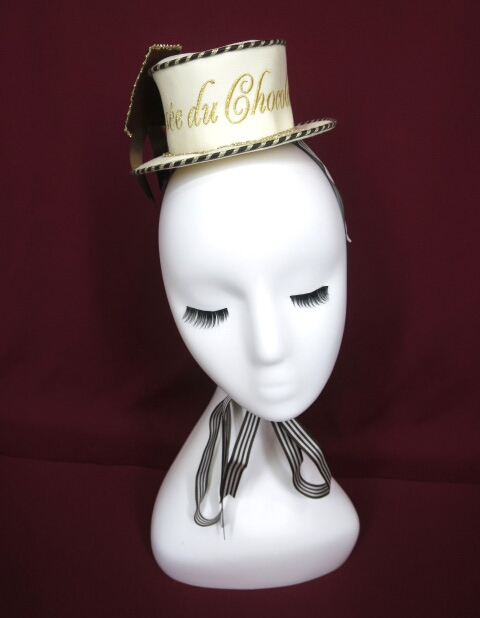 Angelic Pretty Musee du Chocolat ミニHat