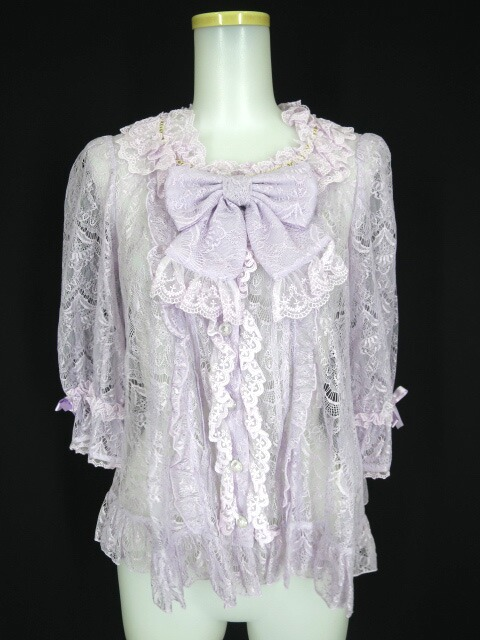 Angelic Pretty Lacy Princessブラウス