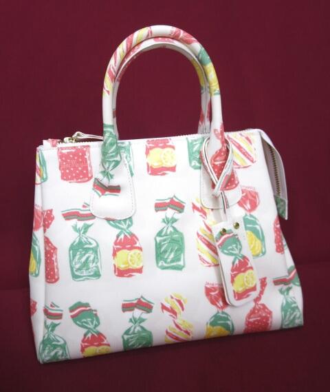 Jane Marple Fruit Candyのバッグ