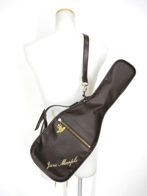 Jane Marple Angelプレートのギターバッグ