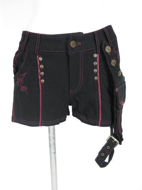 Ozz Croce サイドポーチ付きショートパンツ