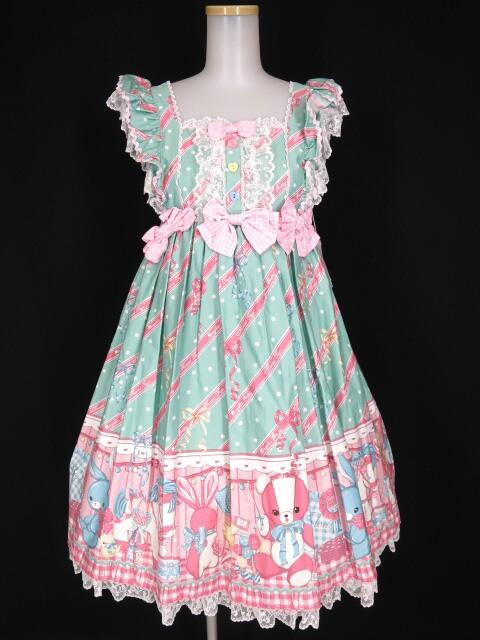 Angelic Pretty MELODY TOYSハイウエストジャンパースカート